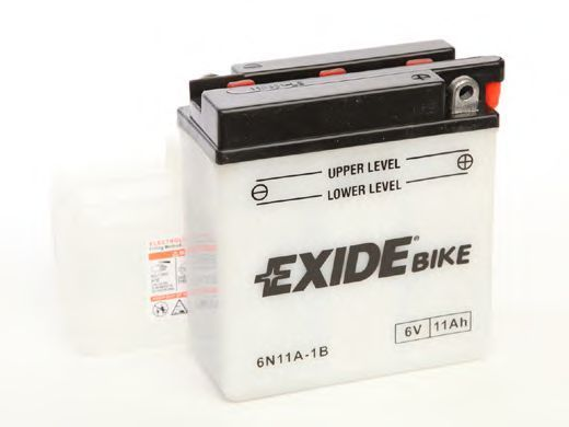 Аккумулятор 11Ач 6В EXIDE 6N11A1B