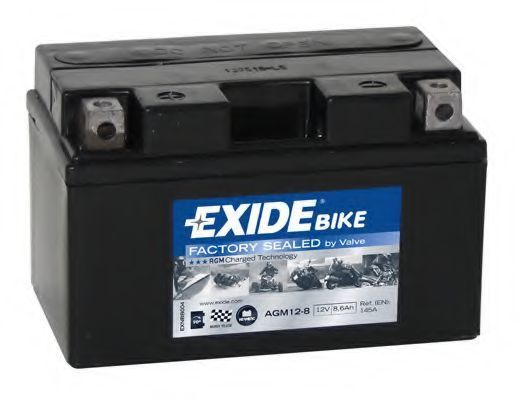 Аккумулятор AGM 9Ач EXIDE AGM128
