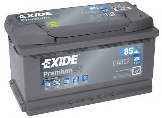 Аккумулятор 85Ач Premium EXIDE EA852