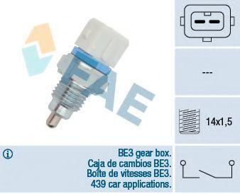 Купить Выключатель фонарей заднего хода FAE 40650