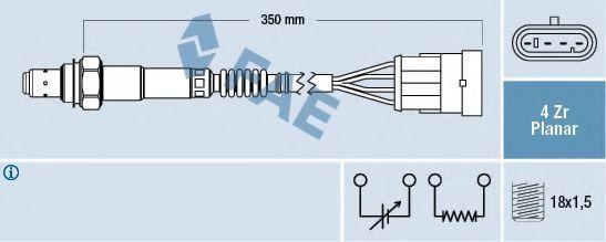 Лямбда-зонд FAE 77223