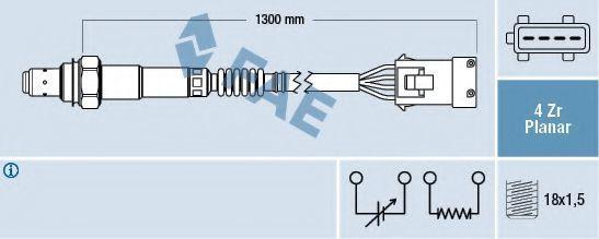Лямбда-зонд FAE 77284