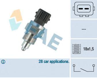 Купить Выключатель фонарей заднего хода FAE 40661