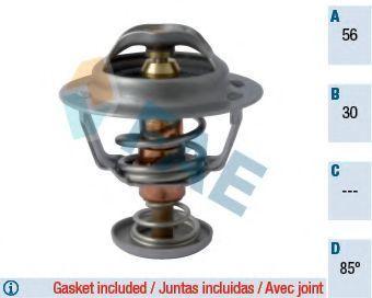 Термостат, охлаждающая жидкость FAE 5322585