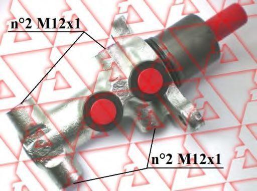 Цилиндр тормозной главный CAR 5766