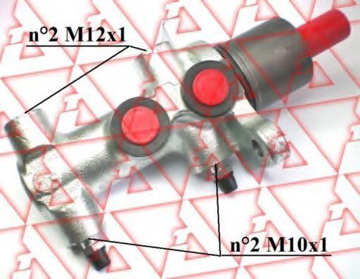 Цилиндр тормозной главный CAR 5767