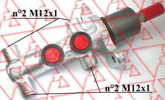 Цилиндр тормозной главный CAR 5768