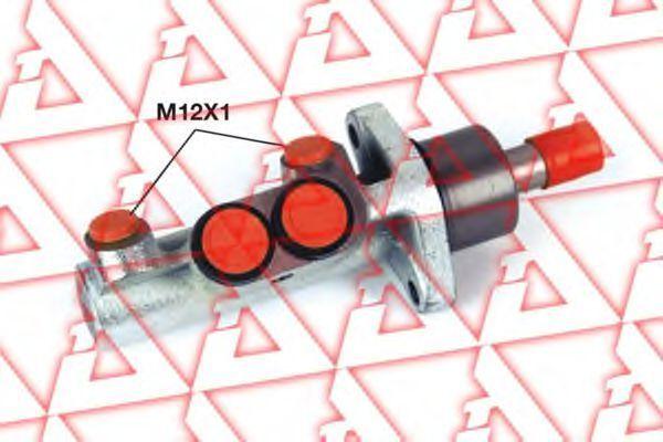 Цилиндр тормозной главный CAR 5778