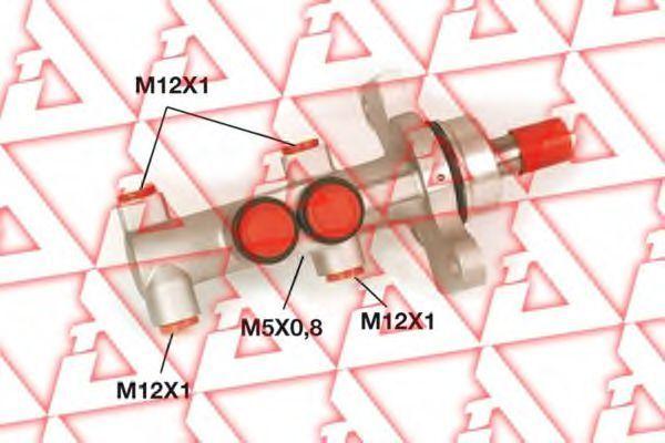 Цилиндр тормозной главный CAR 5908