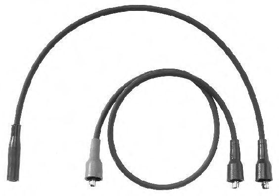 Комплект проводов зажигания EYQUEM 0910301044