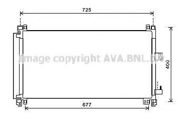 Конденсатор, кондиционер AVA CN5273D