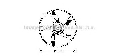 Вентилятор AVA CN7532