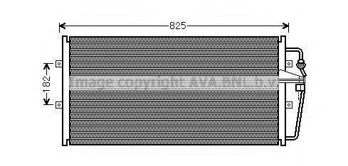 Конденсатор, кондиционер AVA CT5033