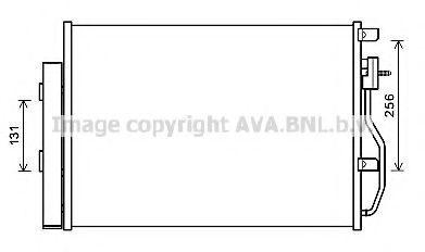 Конденсатор, кондиционер AVA CT5048