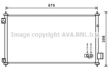 Конденсатор, кондиционер AVA HD5282