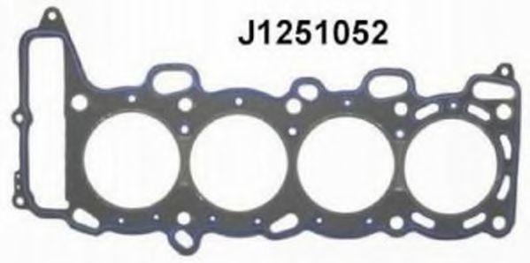 Прокладка, головка цилиндра NIPPARTS J1251052