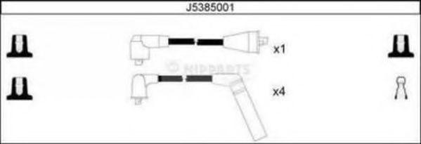 Провода высоковольтные комплект NIPPARTS J5385001