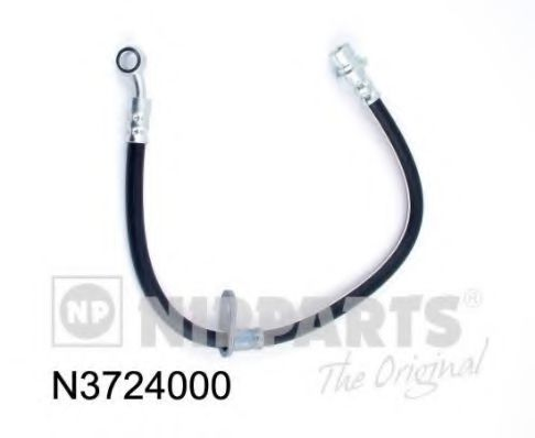 Тормозной шланг NIPPARTS N3724000