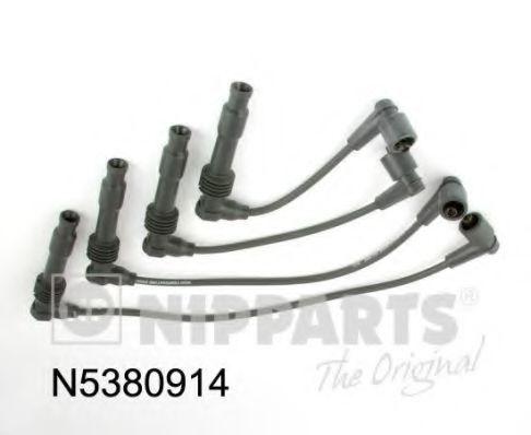 Комплект проводов зажигания NIPPARTS N5380914