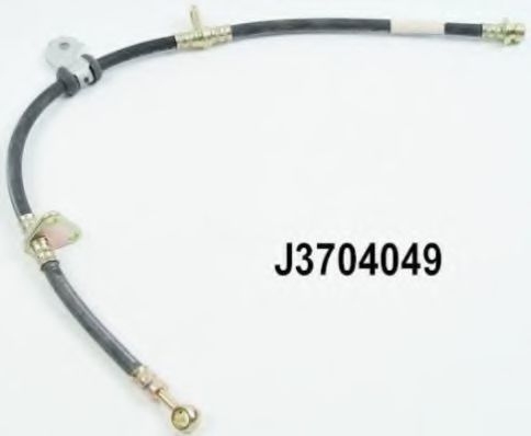 Тормозной шланг NIPPARTS J3704049