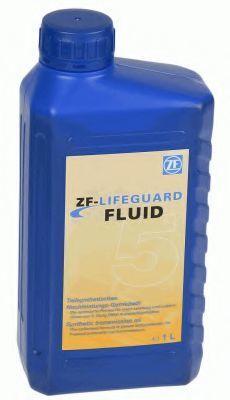 Масло трансмиссионное ZF LifeGuardFluid 5 1л ZF PARTS 8704000