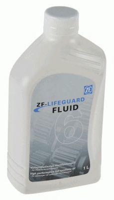 Масло трансмиссионное ZF LifeGuardFluid 6 1л ZF PARTS 8704 001