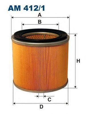 Воздушный фильтр FILTRON AM4121