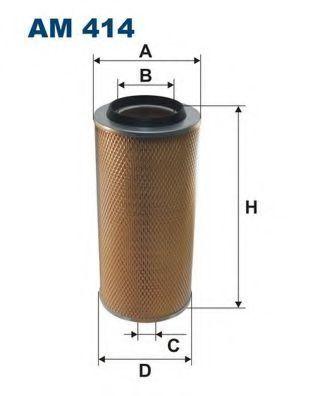 Фильтр воздушный FILTRON AM414