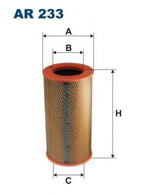 Воздушный фильтр FILTRON AR233