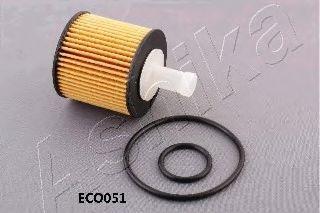 Фильтр масляный ASHIKA 10-ECO051