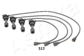 Провода высоковольтные комплект ASHIKA 132-05-512