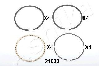 Поршневое кольцо ASHIKA 3221003