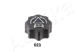 Крышка, радиатор ASHIKA 3300023