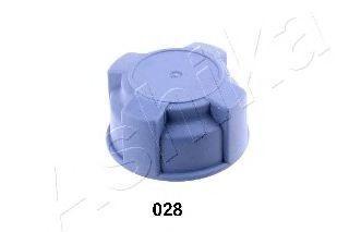 Крышка, радиатор ASHIKA 3300028