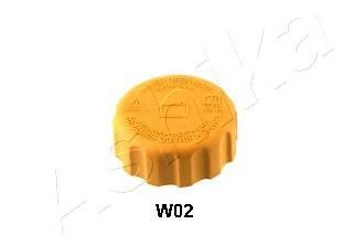 Крышка, радиатор ASHIKA 330WW02