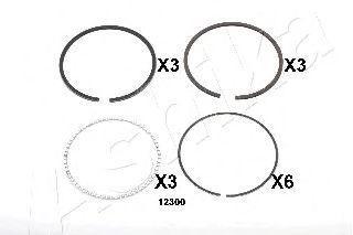 Поршневое кольцо ASHIKA 3412300