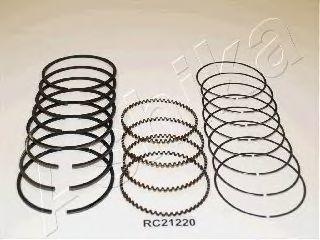 Поршневое кольцо ASHIKA 3421220