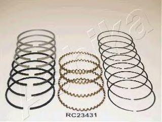 Поршневое кольцо ASHIKA 3423431