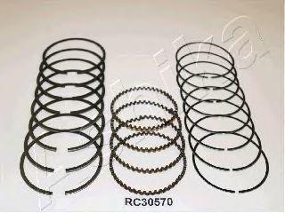 Поршневое кольцо ASHIKA 3430570