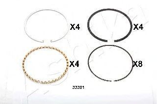 Поршневое кольцо ASHIKA 3433381