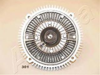 Сцепление, вентилятор радиатора ASHIKA 3603301