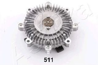 Сцепление, вентилятор радиатора ASHIKA 3605511