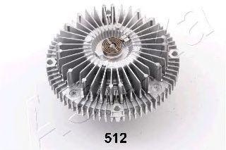 Сцепление, вентилятор радиатора ASHIKA 3605512
