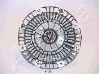 Вискомуфта ASHIKA 360HH06