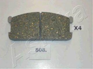 Колодки тормозные ASHIKA 5005508