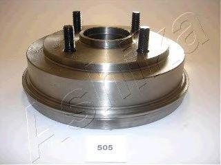 Барабан тормозной ASHIKA 5605505