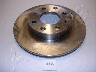 Диск тормозной ASHIKA 6004413