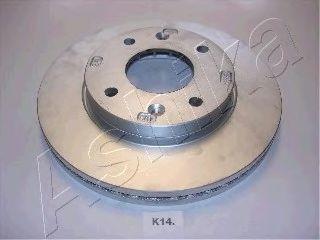 Диск тормозной ASHIKA 60-0K-014