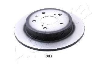 Диск тормозной ASHIKA 61-08-803