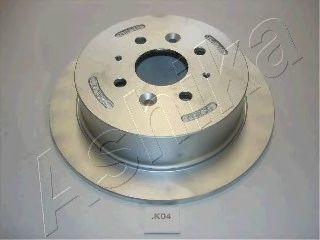 Диск тормозной ASHIKA 610K004